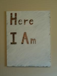 A reminder I made for myself